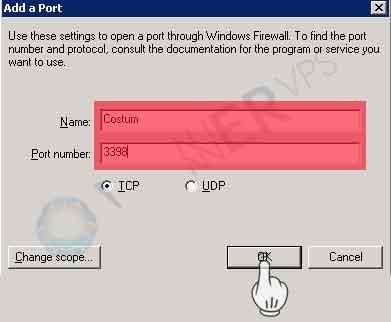04 - RDP Port8